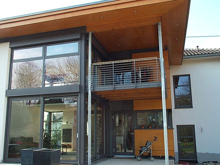 stahlterassen balkone metallbau beilmann gmbh gutenberg nahe. Black Bedroom Furniture Sets. Home Design Ideas